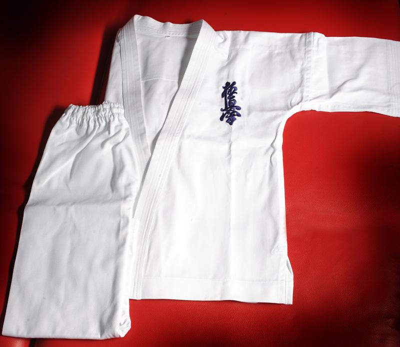 1b. Karate-gi