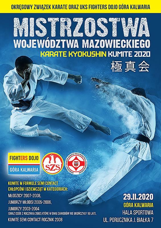 mistrzostwa mazowsza 2020